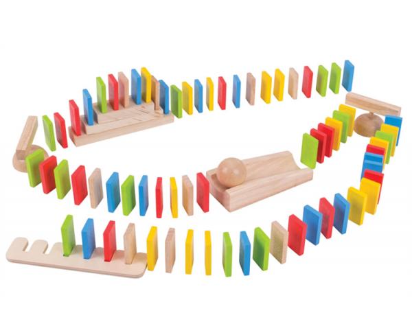 Domino din lemn 1