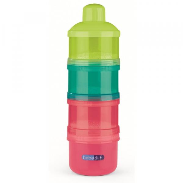 Dozator de lapte praf  BebeduE Multicolor 0