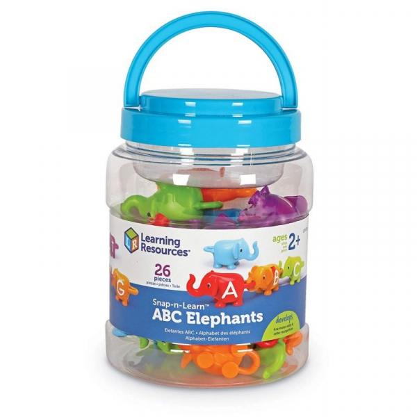 Elefantei cu litere 0