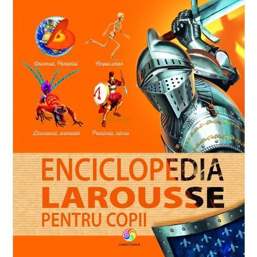 Enciclopedia Larousse pentru copii 0