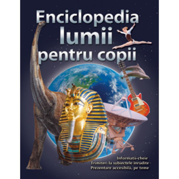 Enciclopedia lumii pentru copii 0