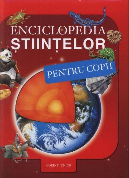 Enciclopedia stiintelor pentru copii 0