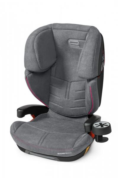 Espiro Omega FX scaun auto 15-36kg - 08 Gray&Pink 2019 0