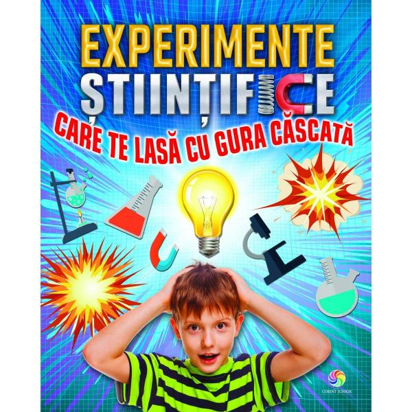 Experimente stiintifice care te lasa cu gura cascata 0