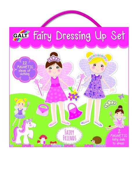 Fairy Friends: Set de creatie Zane magnetice 2