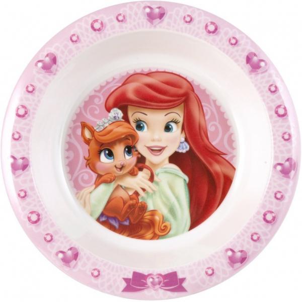Farfurie adanca melamina Princess Pets Lulabi 9247100 0