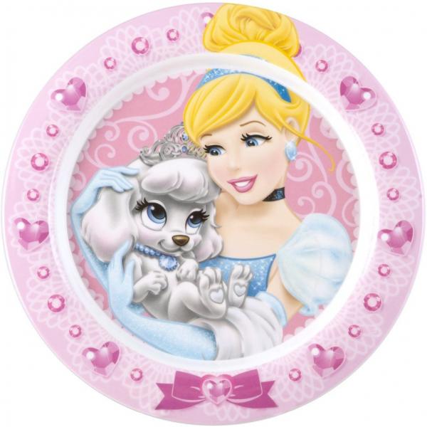Farfurie melamina Princess Pets Lulabi 9247000 0