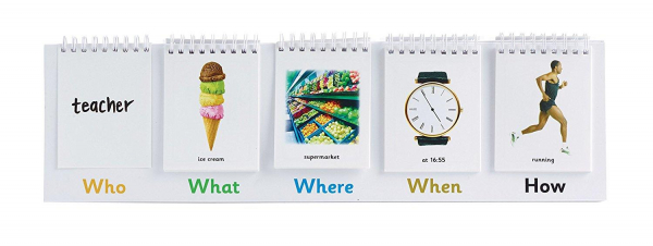 Flip chart pentru scriere creativa - New edition 2