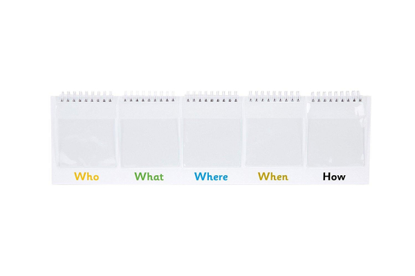 Flip chart pentru scriere creativa - New edition 3