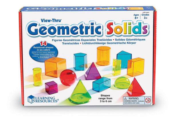 Forme geometrice colorate 0