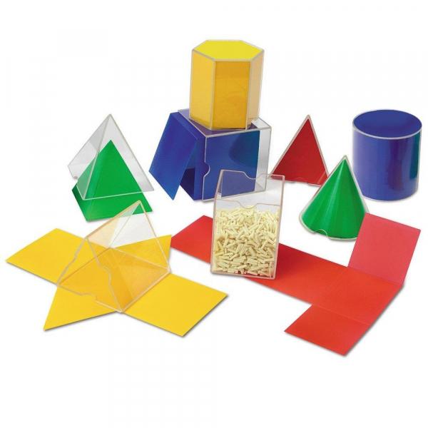 Forme geometrice pliante - 16 piese 0