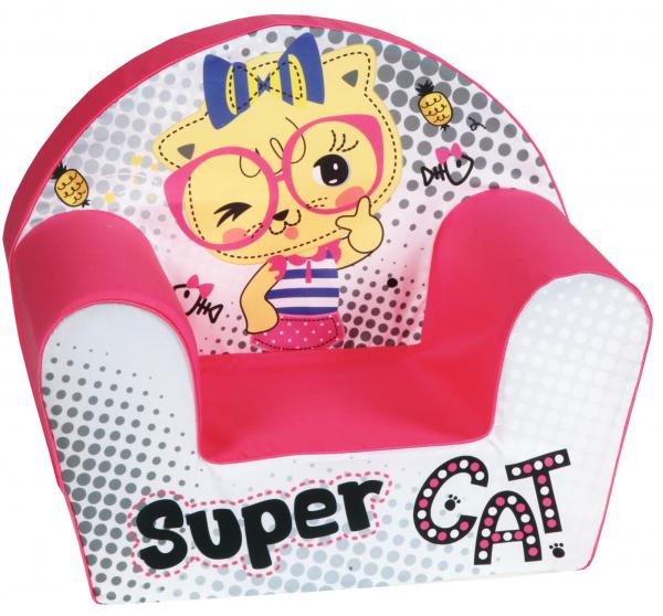 Fotoliu din burete Super Cat 0