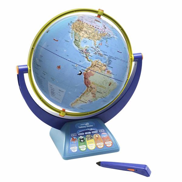 Geosafari - Glob pamantesc interactiv 0