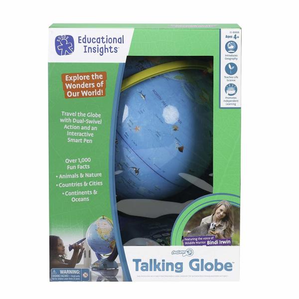 Geosafari - Glob pamantesc interactiv 3