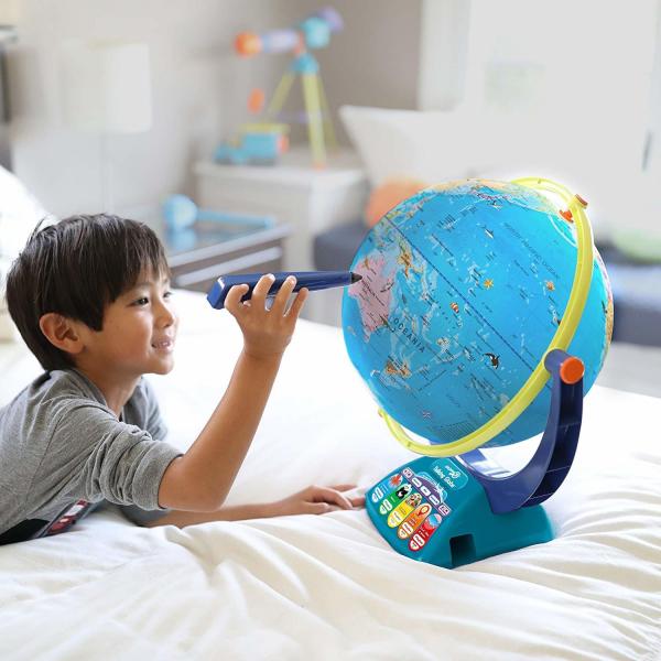 Geosafari - Glob pamantesc interactiv 1
