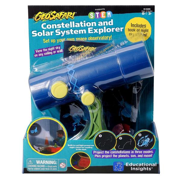 Geosafari - Telescop tip proiector 3