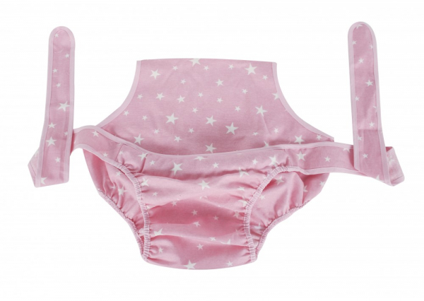 Ham scaun Pink Stars Sevibaby 0