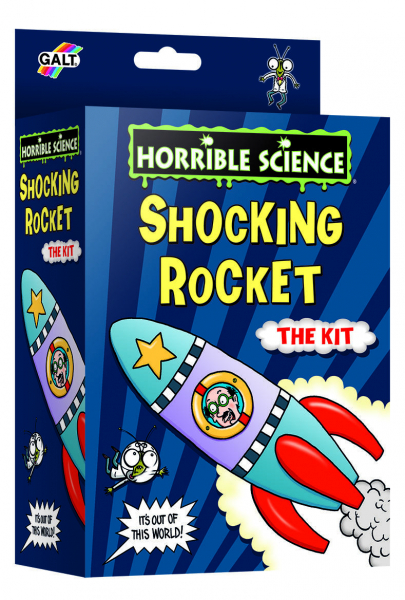 Horrible Science: Racheta socanta 0