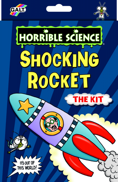 Horrible Science: Racheta socanta 1