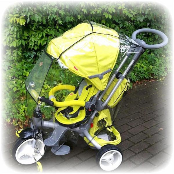 Husa de ploaie pentru triciclete - Sun Baby 0