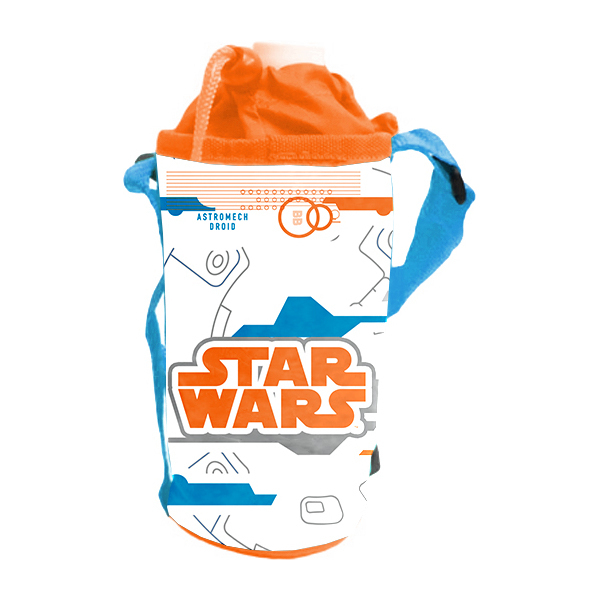 Husa pentru sticla apa Star Wars BB8 Seven SV9218 1