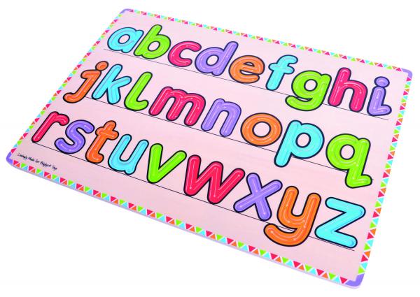 Invatam sa scriem literele 1