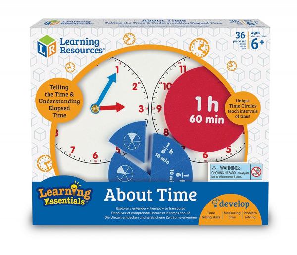 Invatam totul despre timp - Fractii 1