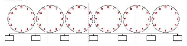 Invatam totul despre timp - Fractii 2