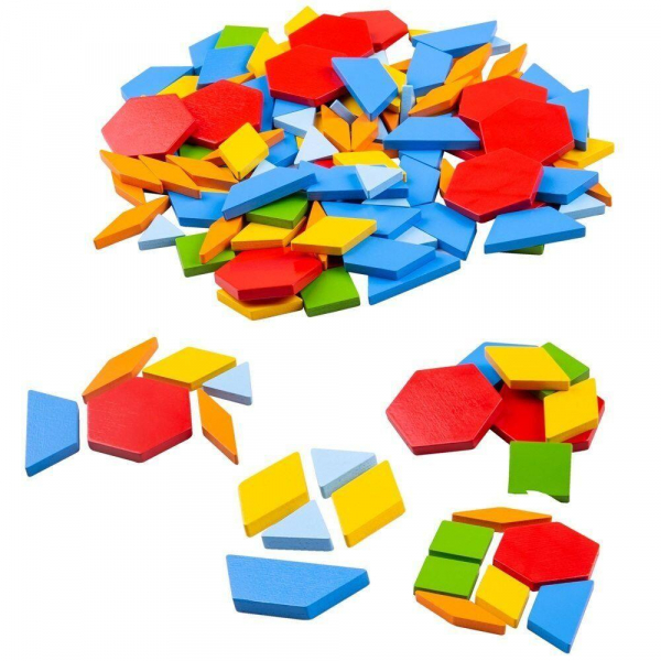 Joc creativ - Mozaic 0