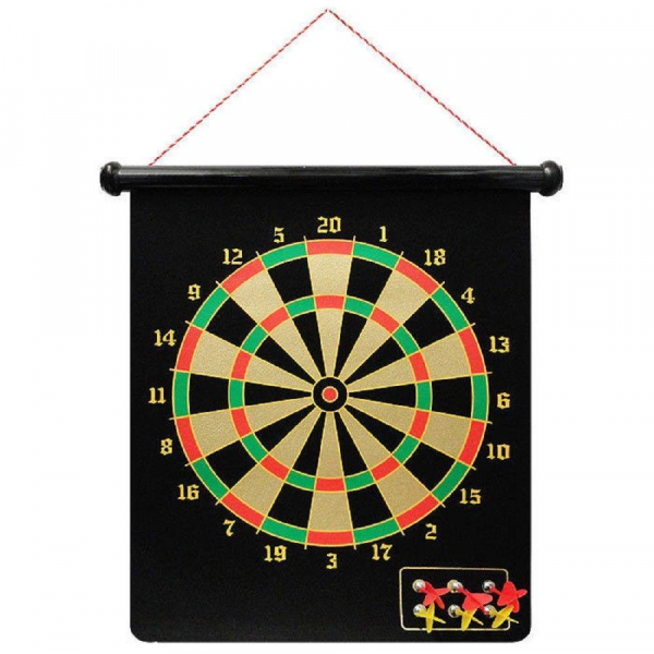 Joc Darts magnetic 0