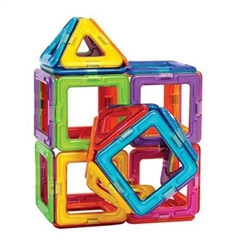 Joc de constructie magnetic - 45 piese 2