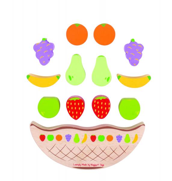 Joc de echilibru - Balanta fructelor 0