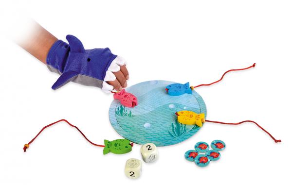 Joc de indemanare- Fereste-te de rechin! 2