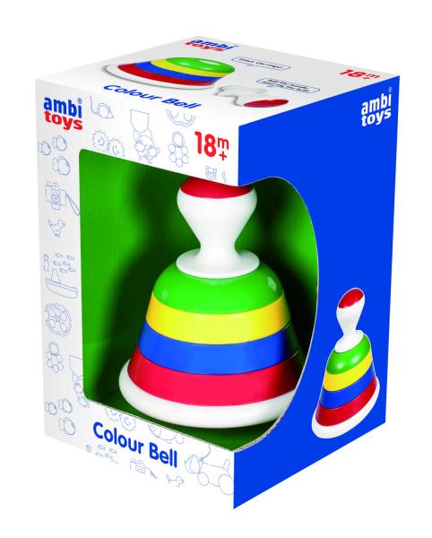 Joc de potrivire - Clopotelul colorat 0
