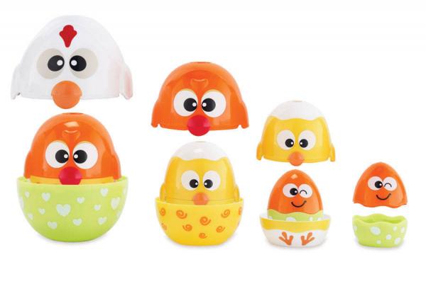 Joc de potrivire – Puiutii veseli 0