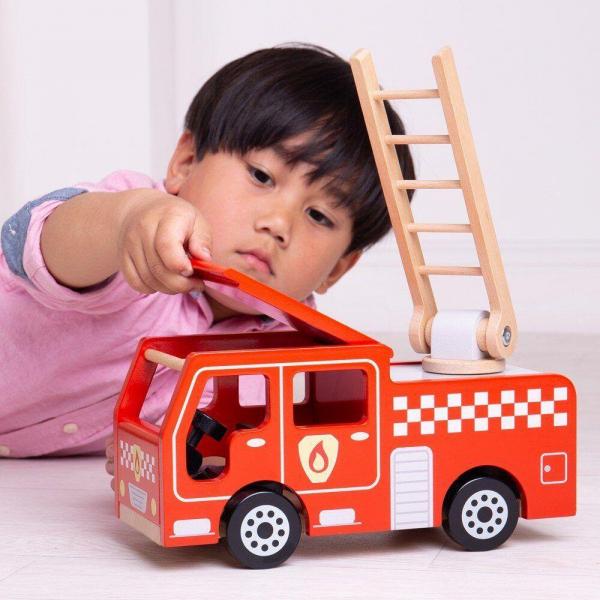Joc de rol - Masinuta de pompieri 3