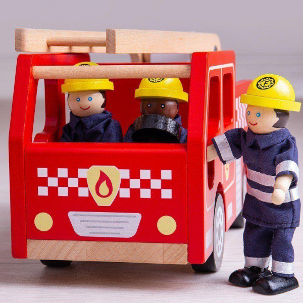 Joc de rol - Masinuta de pompieri 1