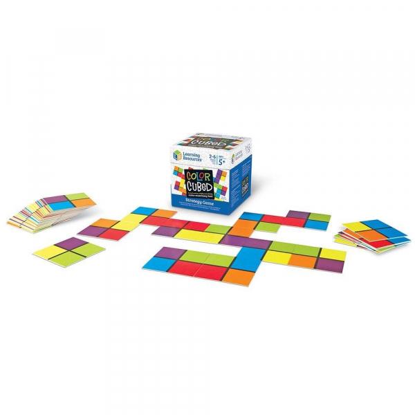 Joc de strategie - Cubul culorilor [1]