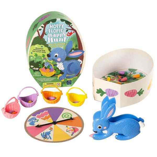 Joc -  Iepurasul Hoppy Floppy si morcovii 1