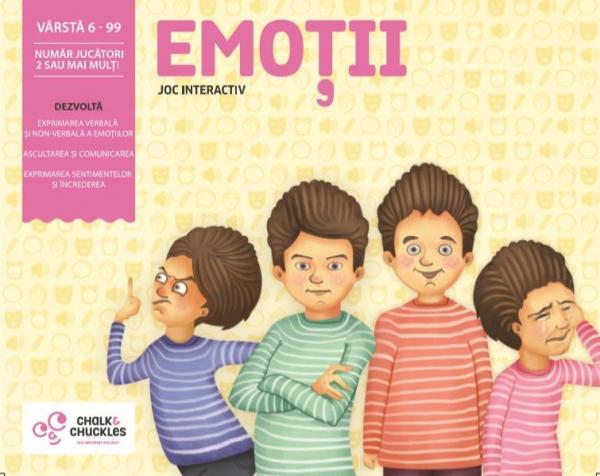 Joc interactiv - Emotii 0