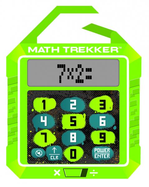 Joc matematic portabil - Inmultiri si impartiri 2
