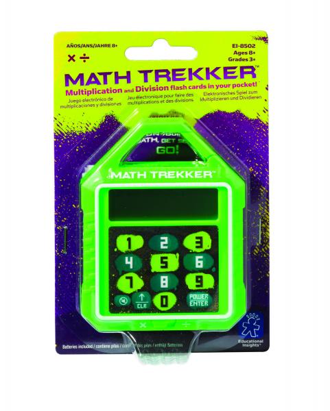 Joc matematic portabil - Inmultiri si impartiri 3