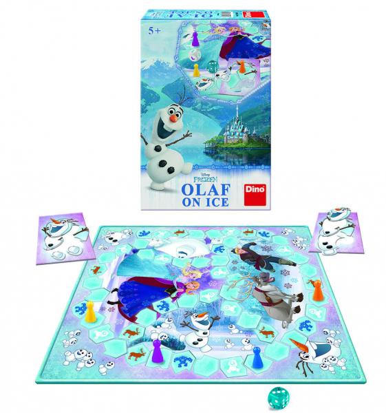 Joc - Olaf pe gheata 0