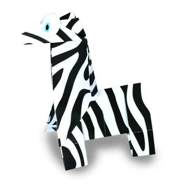Joc Origami - Animalute salbatice 5