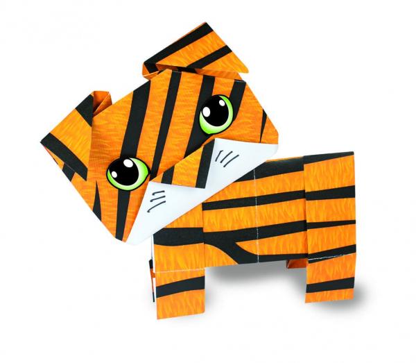 Joc Origami - Animalute salbatice 4
