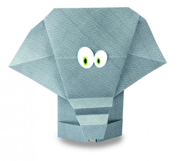 Joc Origami - Animalute salbatice 1