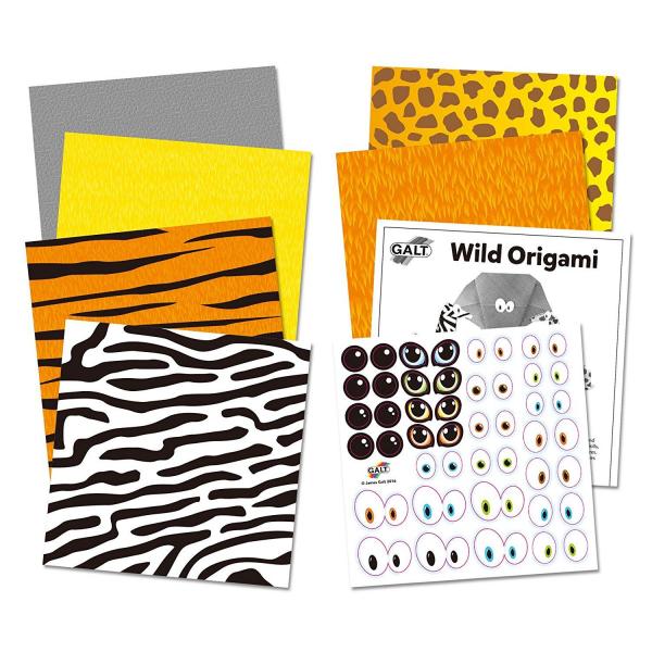 Joc Origami - Animalute salbatice 7