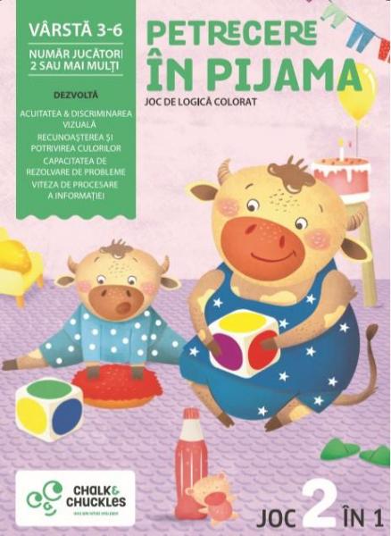 Joc - Petrecere in pijama 0