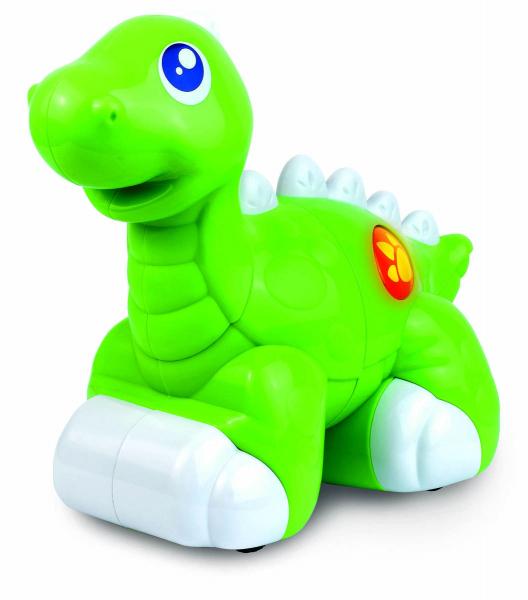 Jucarie interactiva – Dinozaur prietenos (Verde) 0