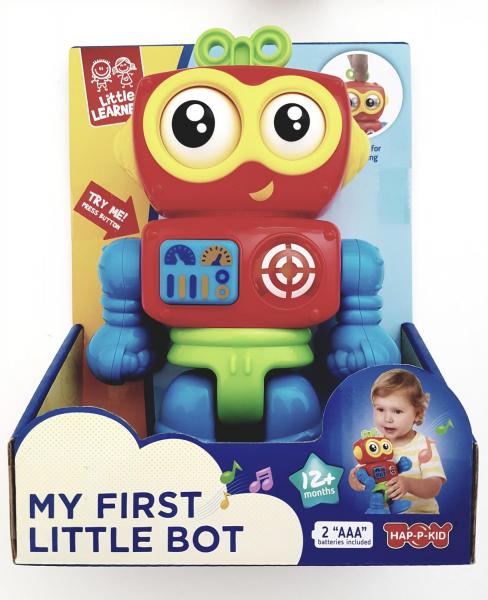 Jucarie interactiva – Primul meu robotel 1